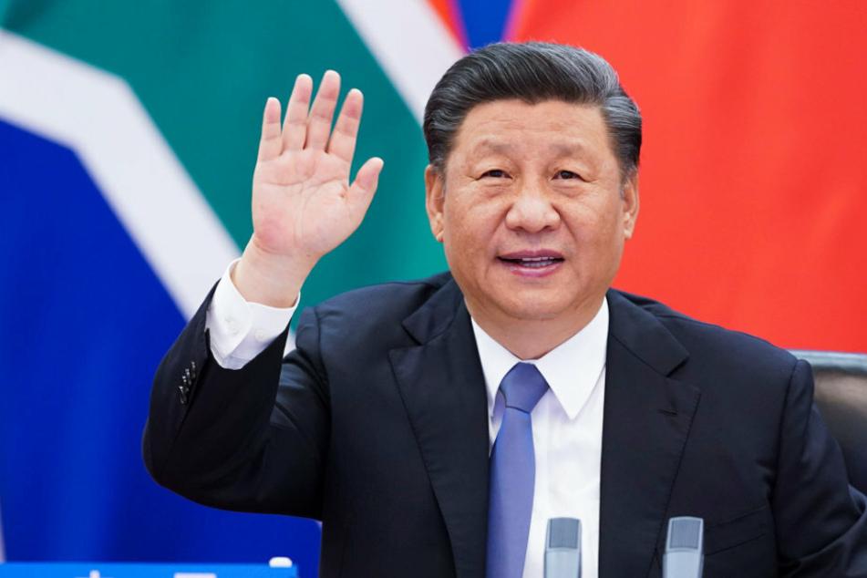Der 67-jährige Xi Jinping ist bereits seit sieben Jahren in China an der Führungsspitze.