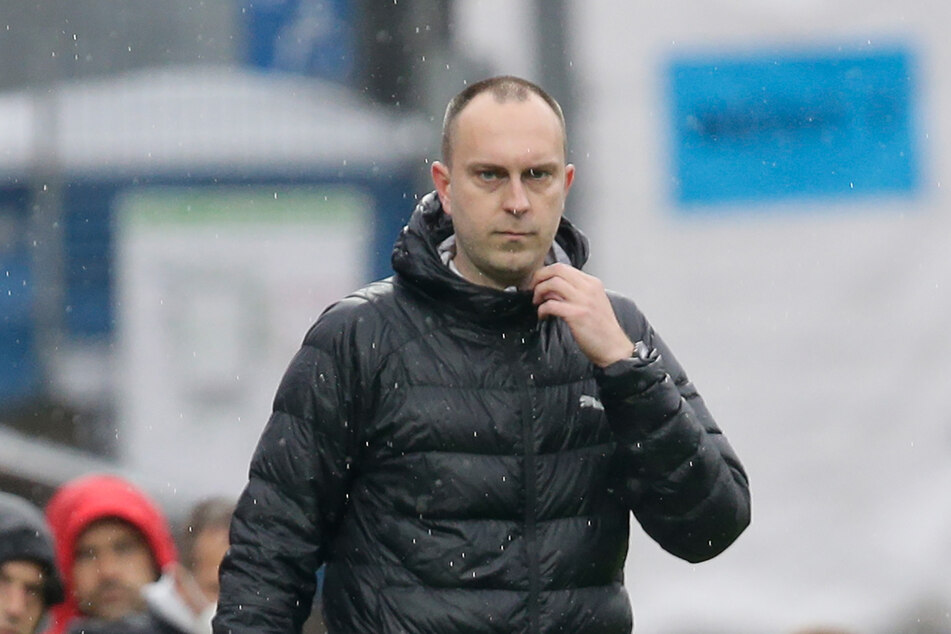 Kiels Trainer Ole Werner ist erst 33 Jahre alt und könnte mit Holstein Kiel in die Bundesliga aufsteigen.