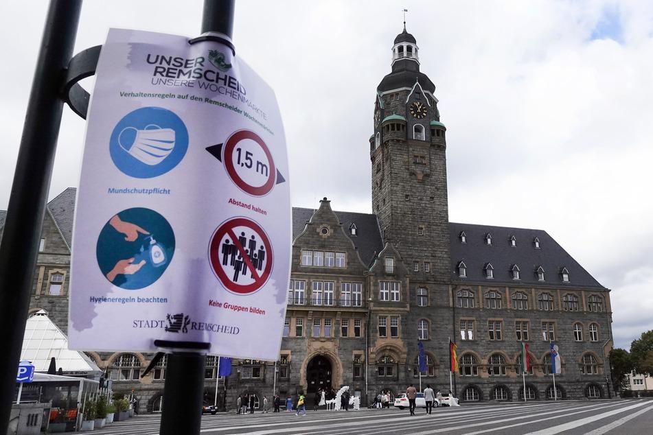 Coronavirus in NRW: Remscheid bekommt Hilfe von der Bundeswehr