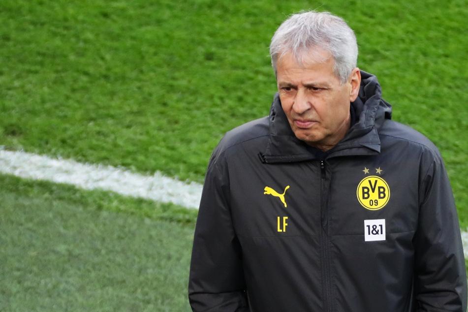 Lucien Favre (63) wurde am 13. Dezember 2020 beim BVB entlassen und ist seitdem vereinslos.