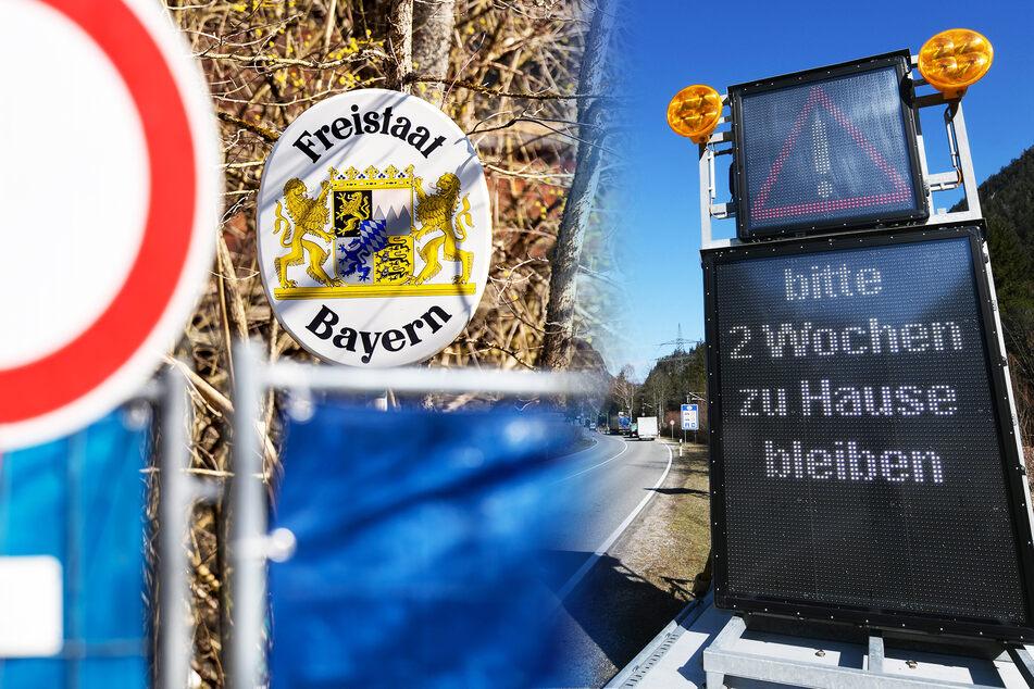Autofahrer wendet an der Grenze: Jetzt muss er in Quarantäne!