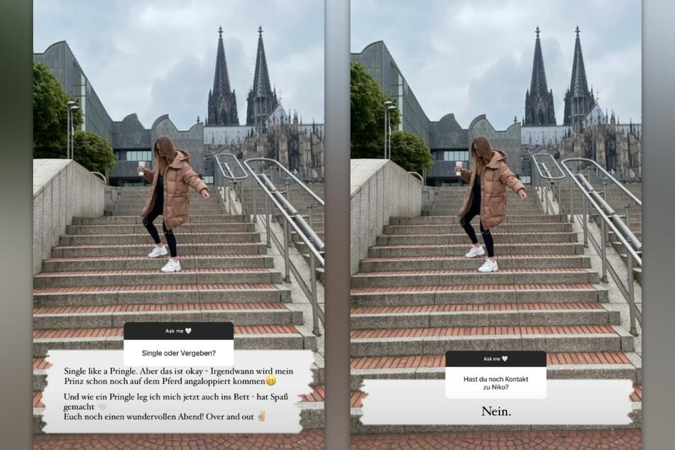"""""""Bachelor""""-Gewinnerin Mimi Gwozdz (26) ist vor einigen Wochen von Pfungstadt nach Köln gezogen. (Fotomontage)"""