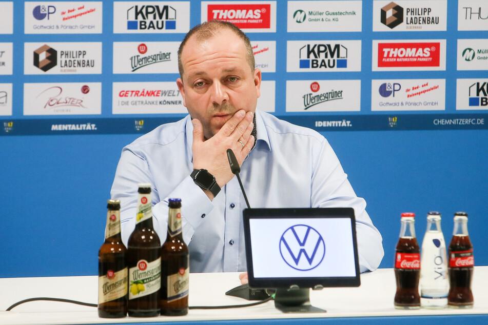 Knut Müller ist seit Dezember Aufsichtsratsvorsitzender des CFC e.V.