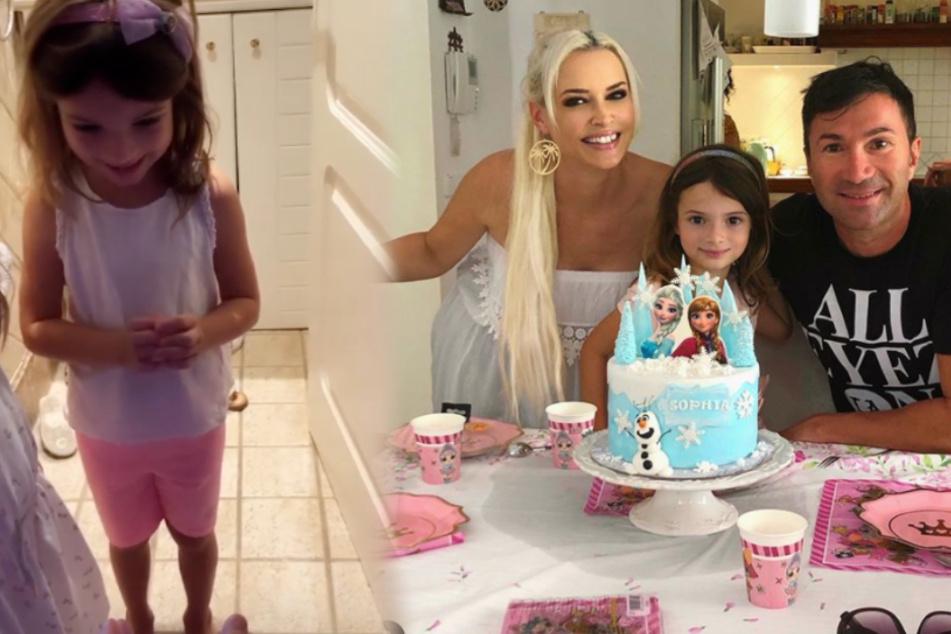 Katzenberger-Tochter Sophia feiert Geburtstag und teilt süß gegen Tante Jenny Frankhauser aus