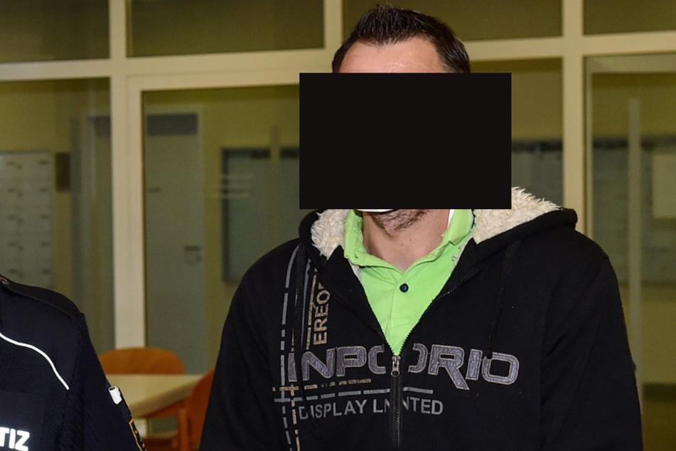 Axel K. (41) muss sich vor Gericht verantworten.