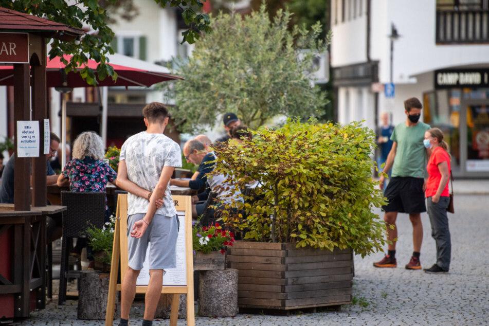 Corona-Hotspot Garmisch-Partenkirchen: Staatsanwaltschaft ermittelt gegen Superspreaderin