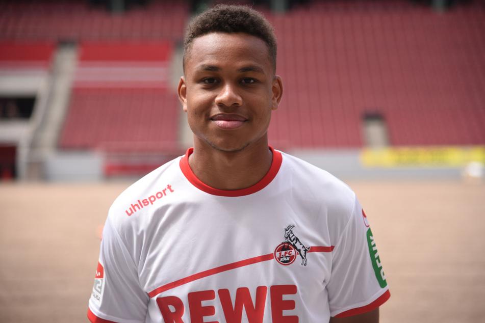Nikolas Nartey wird an den SV Sandhausen ausgeliehen. (Archiv)