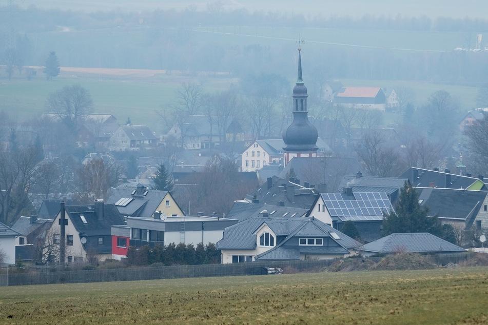 Die Stadt Zwönitz im Erzgebirgskreis. Bereits im April häuften sich dort die Infektionen.