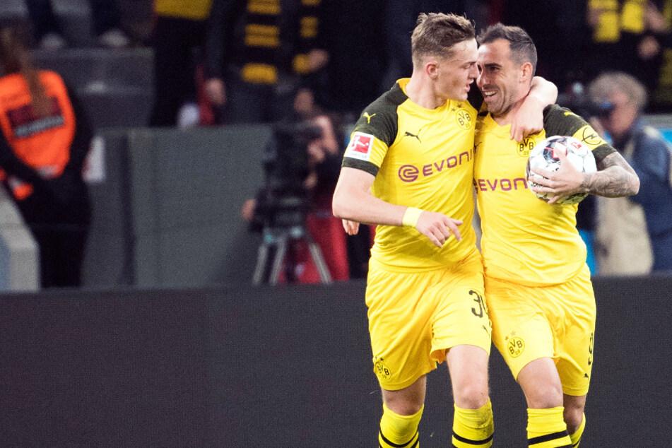 Ex-BVB-Talent Bruun Larsen verlässt die Bundesliga!