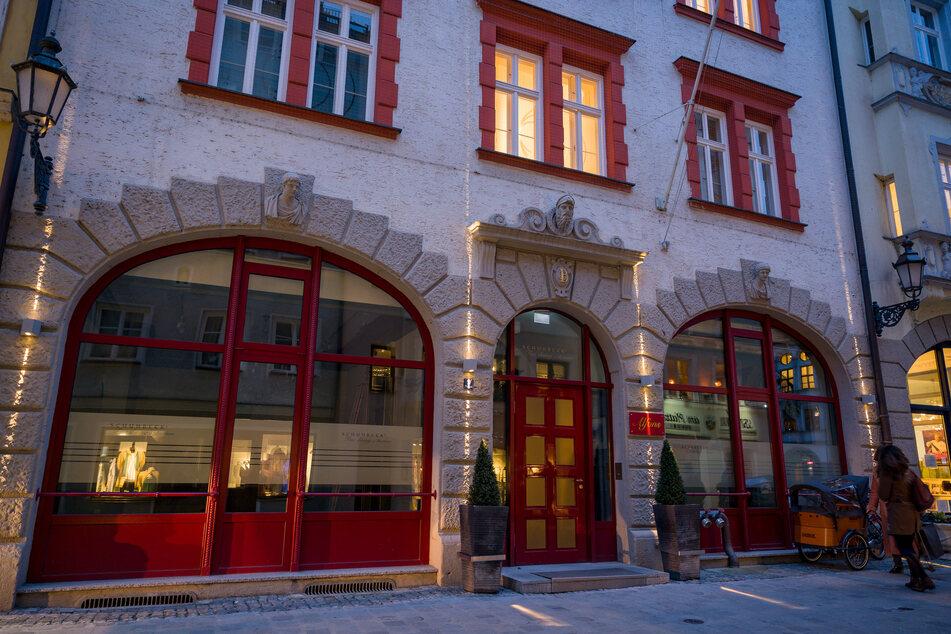 Das Restaurant Alfons am Platzl. Es ist nur ein Teil seines Gastro-Imperiums.