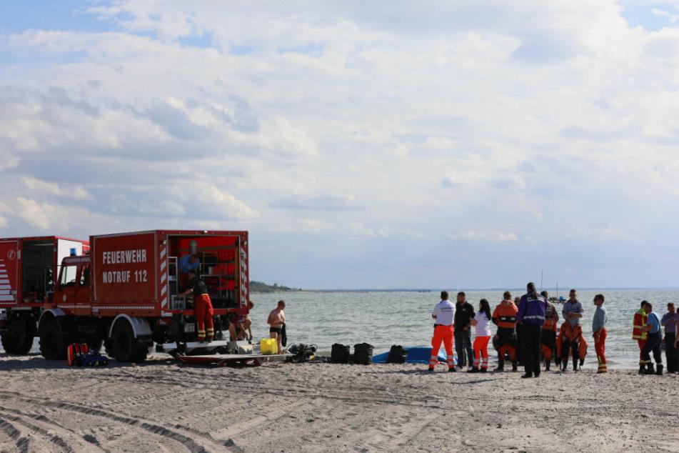 Berlin: Bade-Drama in der Ostsee: Mann rettet Kinder aus gefährlicher Strömung und ertrinkt