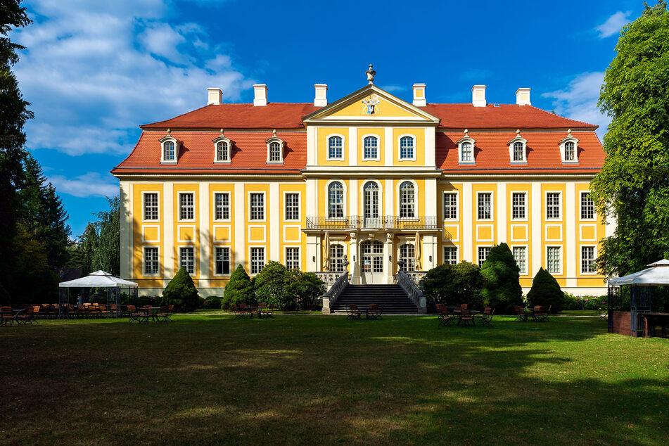 Das Barockschloss Rammenau feiert den 300. Jahrestag seiner Grundsteinlegung.