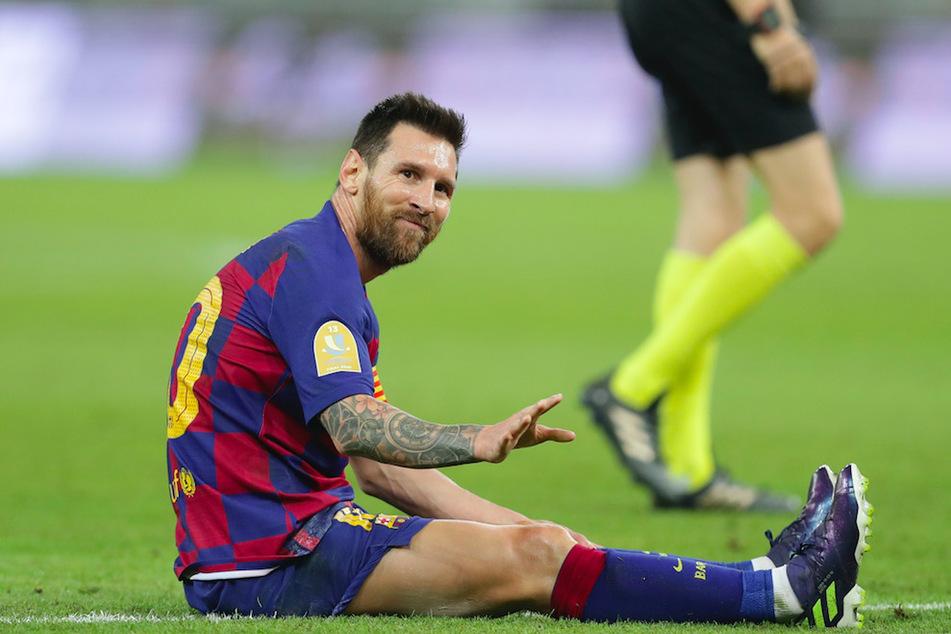 Lionel Messi (33) will den FC Barcelona nach 20 Jahren verlassen.