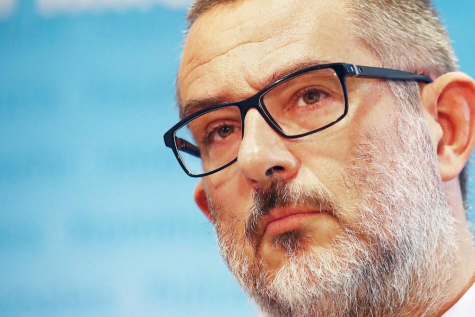 Thüringens VS-Präsident Stephan Kramer will Palästinenserorganisation verbieten