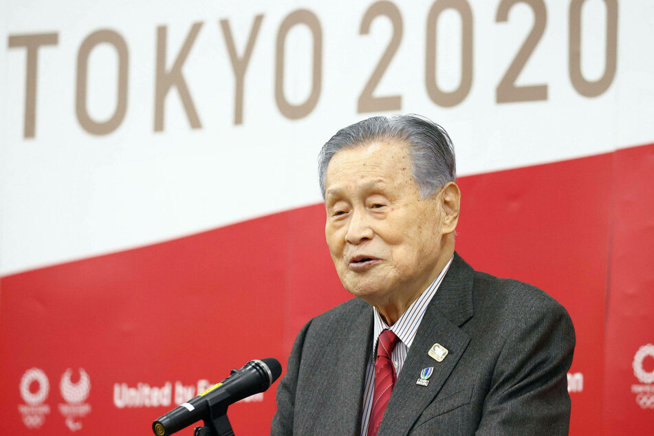 Yoshiro Mori, head of the Tokyo Olympic organizing committee, was Prime Minister of Japan from April 2000 to April 2001.