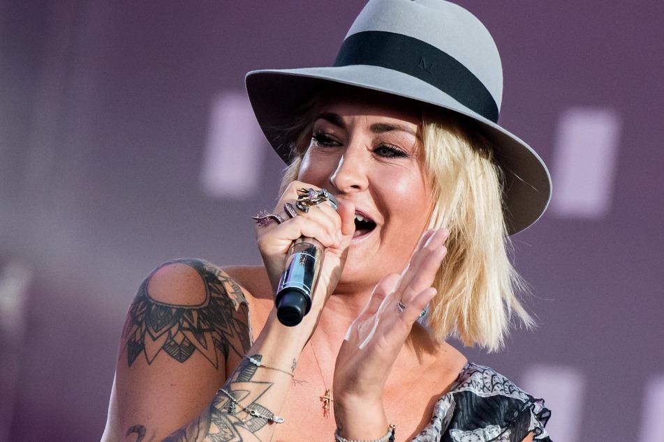 Auch Sarah Conner soll am 4. September bei dem Konzert in Düsseldorf auftreten - sofern es denn stattfindet.