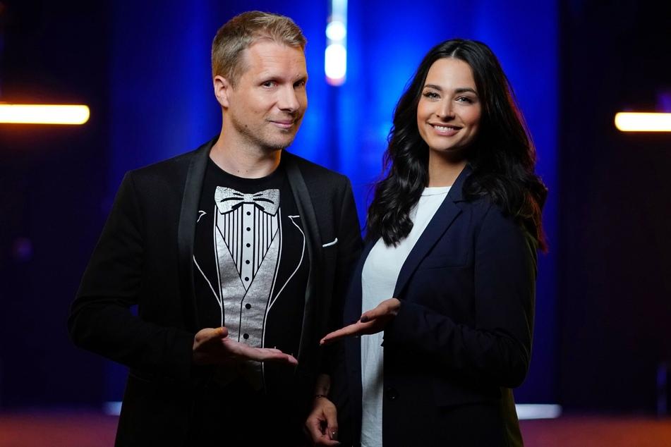 Oliver Pocher und Gattin dürfen mit ihrer TV-Show weitermachen