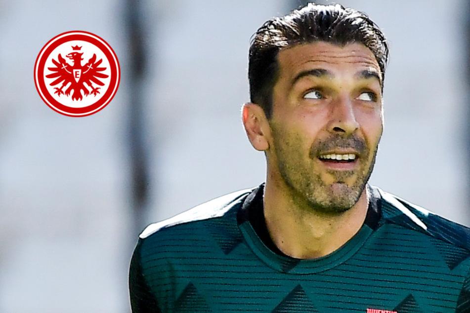 Eintracht-Kracher! Lockt Frankfurt Gianluigi Buffon in die Bundesliga?