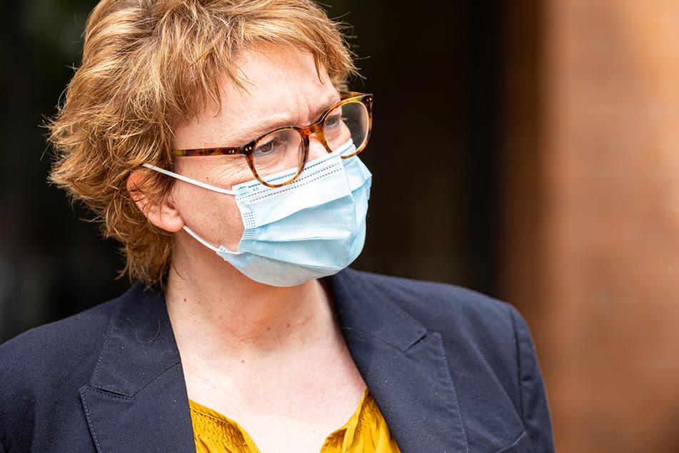 Daniela Behrens (53, SPD), Ministerin für Soziales, Gesundheit und Gleichstellung in Niedersachsen.