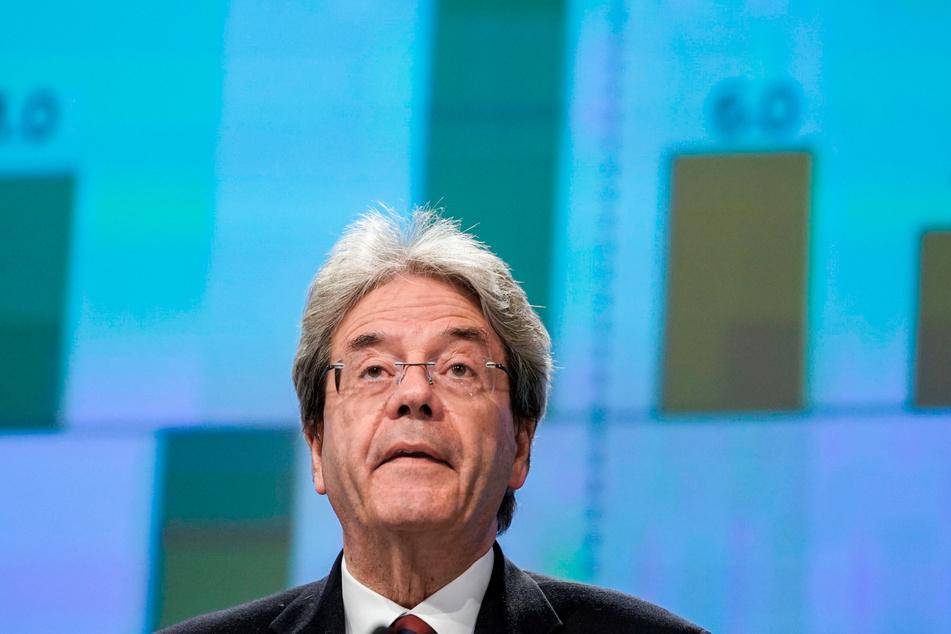EU-Wirtschaftskommissar Paolo Gentiloni (65). (Archivbild)
