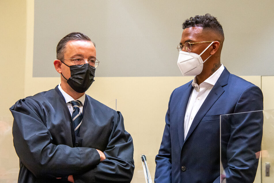Boateng wegen Körperverletzung verurteilt: Fette Geldstrafe