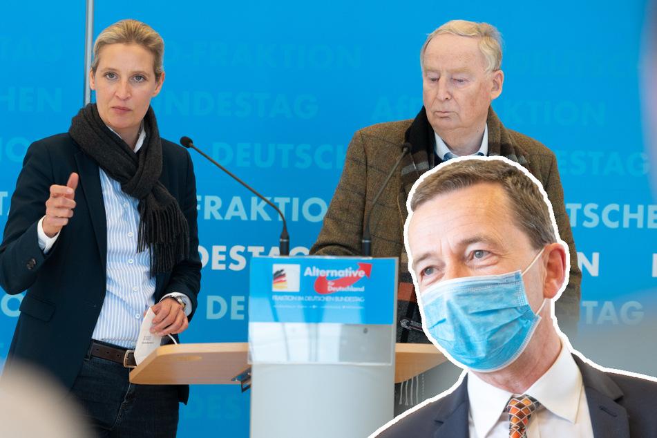 Die späte Rache des Bernd Lucke? Kleinpartei LKR sorgt in der AfD für Misstrauen