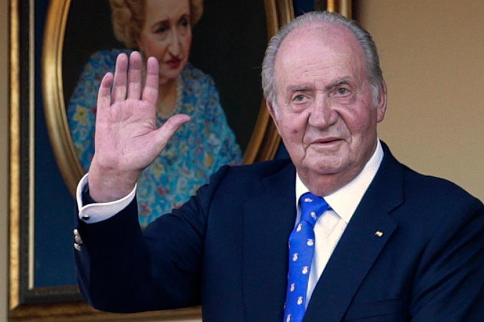 Spaniens Ex-König Juan Carlos zahlt Hunderttausende Euro, um Prozess zu verhindern