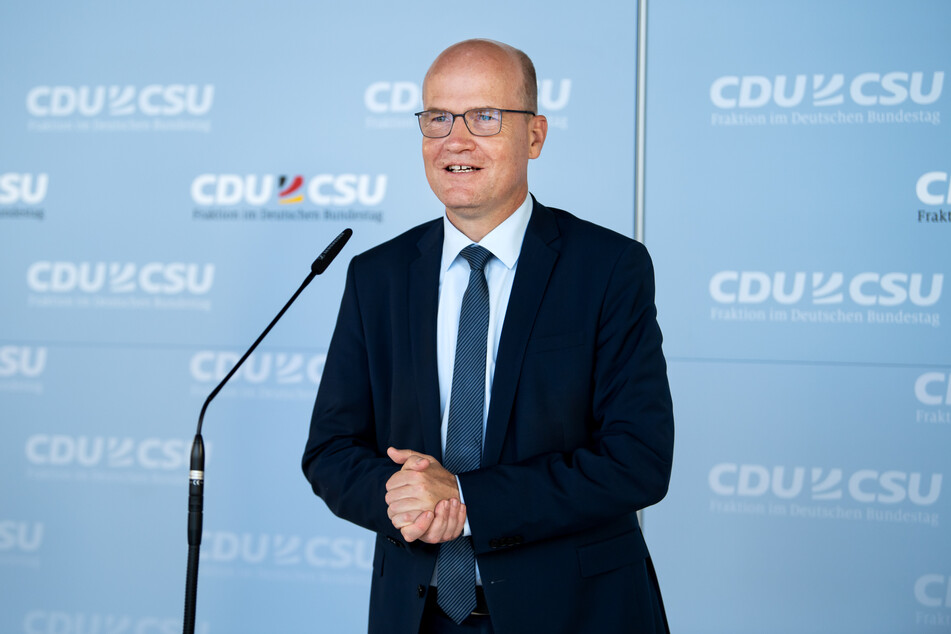 Ralph Brinkhaus, Vorsitzender der CDU/CSU-Bundestagsfraktion.