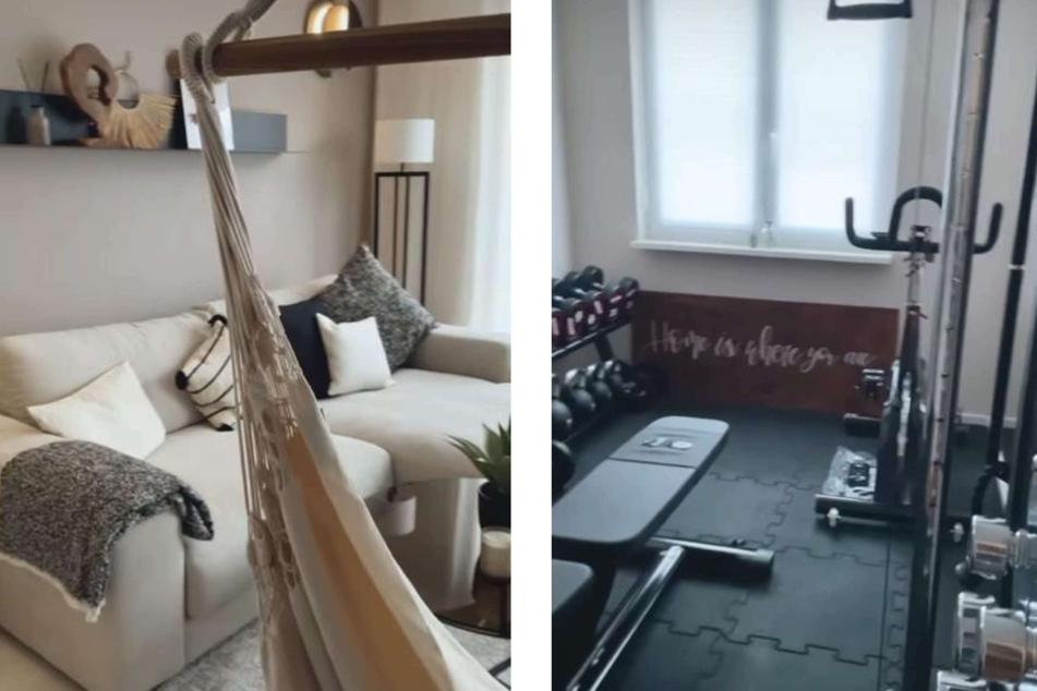 Während Sarah Engels (28, ehemals Lombardi) mit den Dreharbeiten zu ihrem ersten Film beschäftigt war, organisierte Ehemann Julian Engels (28) heimlich die Renovierungsarbeiten für das gemeinsame Haus der beiden.