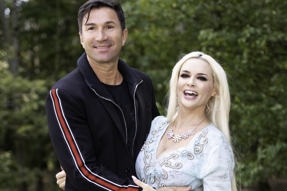 Lucas Cordalis (53) und Daniela Katzenberger (34) sind seit satten sieben Jahren ein Paar.