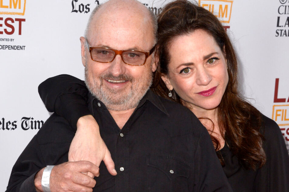 """US-Schauspieler Clark Middleton und seine Frau, die US-Schauspielerin Elissa Middleton, treffen zur US-Premiere von """"Snowpiercer"""" ein."""