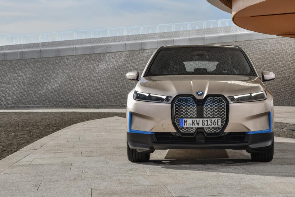 BMW iX: Das kann der erste vollelektrische Luxus-SUV des Autobauers