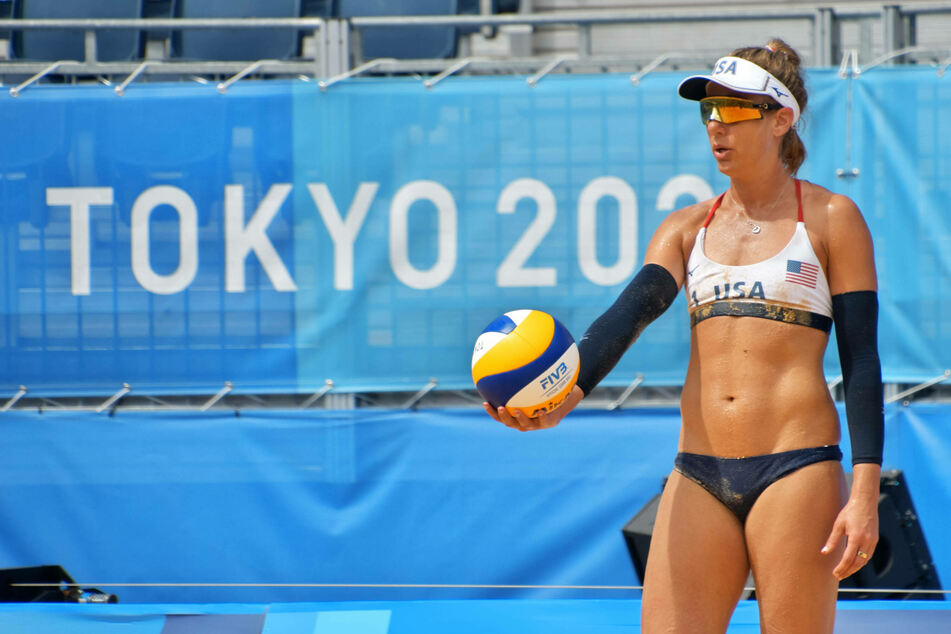 Olympics: A-Team sizzles on the sand to win Olympic gold in beach volleyball final!