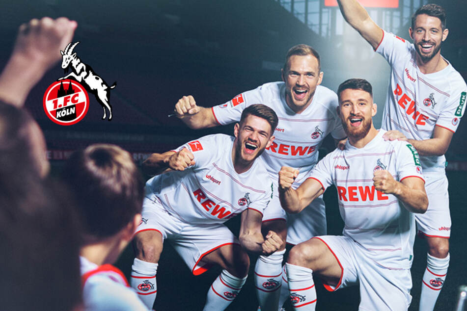 Jetzt offiziell: So sieht das neue Heimtrikot des 1. FC Köln aus