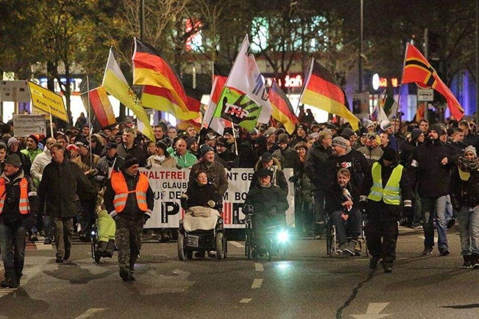 Widerstand gegen europaweite PEGIDA-Demo in Dresden geplant