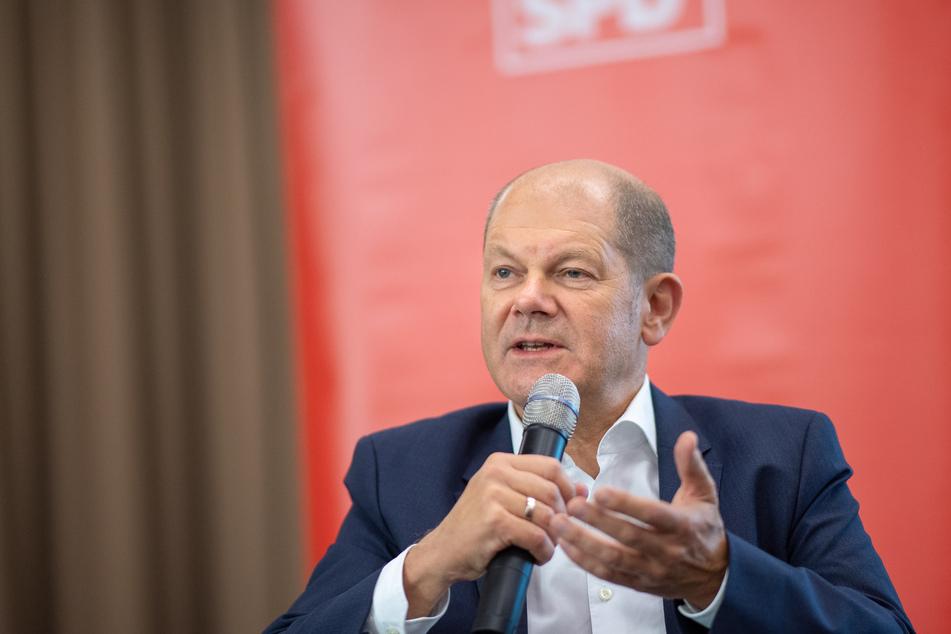 Olaf Scholz (SPD), Bundesfinanzminister.