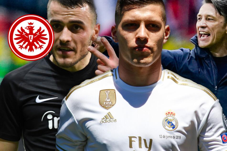 Wiedersehen in Monaco: Lockt Kovac Eintracht-Schützlinge Jovic und Kostic?