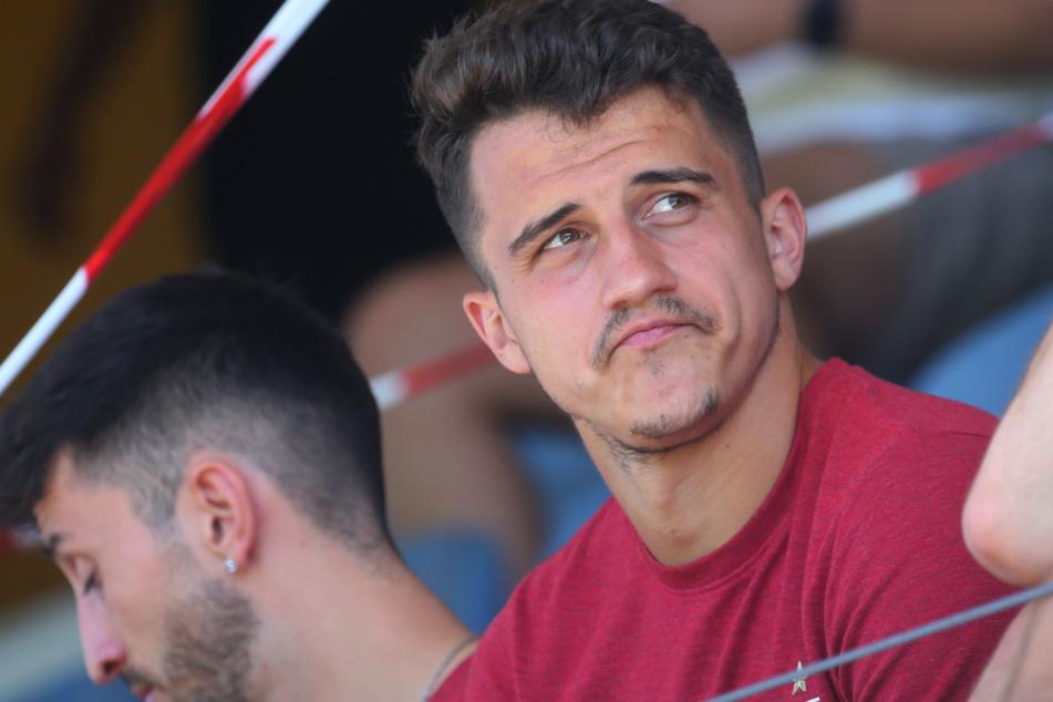 Musste die Kapitänsbinde abgeben: Stuttgarts Verteidiger Marc Oliver Kempf (25).