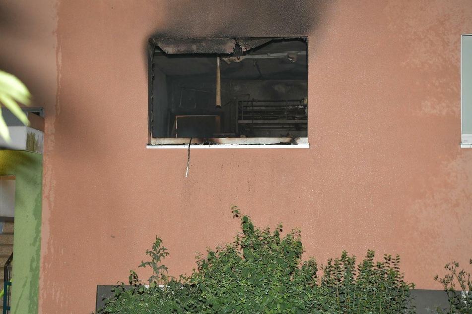 Die Brandursache ist aktuell noch unklar
