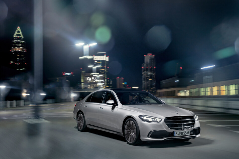 Die neue S-Klasse von Mercedes-Benz soll Ende des Jahres in Deutschland und Europa auf den Markt kommen.