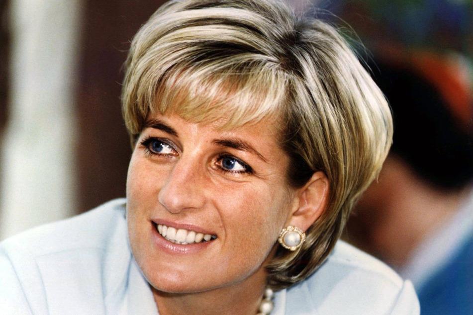 Prinzessin Diana (Archivfoto vom 27. Mai 1997) starb nach einem Unfall in der Nacht zum 31. August 1997 im Alter von 36 Jahren in Paris.