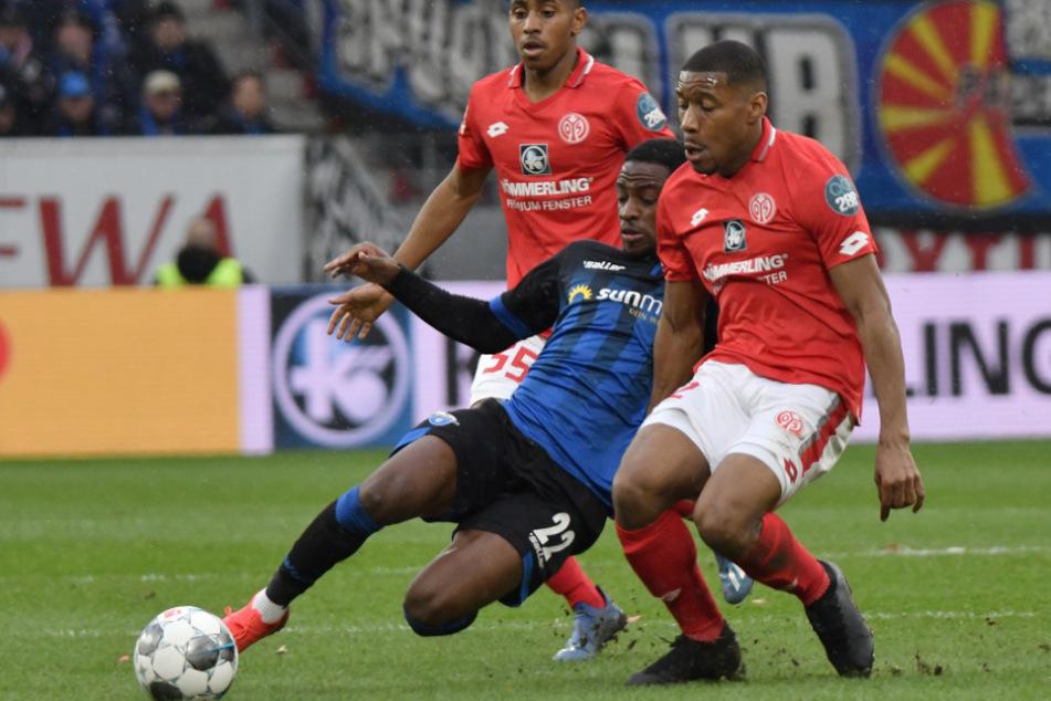 Für die Mainzer machte Pierre-Gabriel vergangene Saison nur acht Partien.