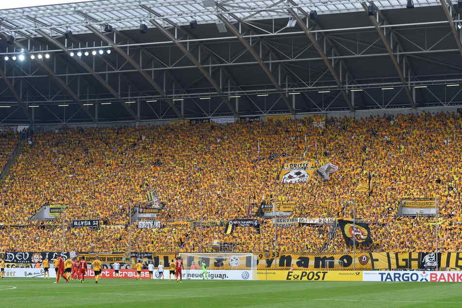 Was für eine Nachricht. Die SG Dynamo Dresden darf endlich wieder Fans empfangen.