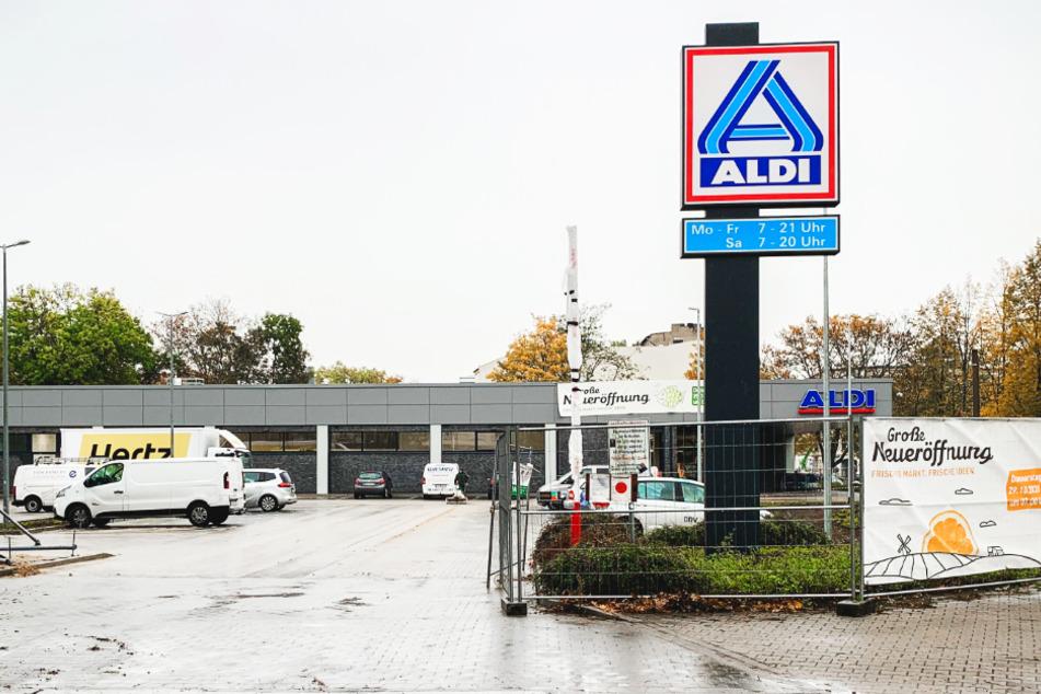 ALDI in Magdeburg feiert am Donnerstag (29.10.) große Neueröffnung!