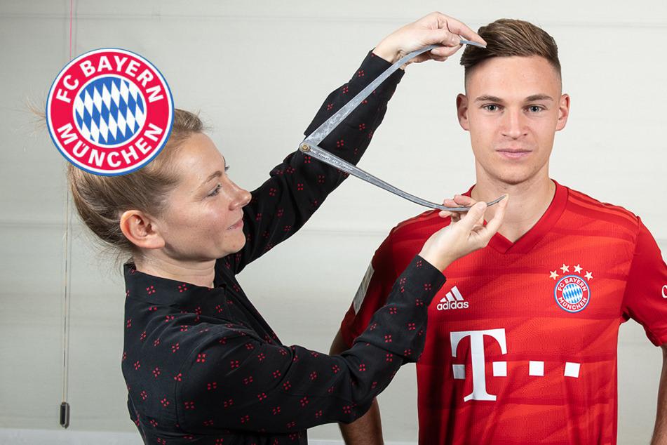 FC-Bayern-Star Kimmich wechselt nach Berlin, aber nicht in Fleisch und Blut