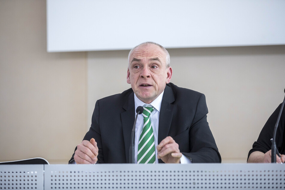 Jens Weichelt (56) steht im Fokus.