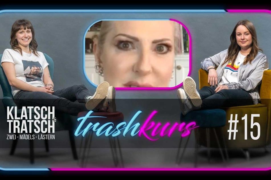 Trashkurs 15: Désirée Nick schickt uns eine Video-Botschaft