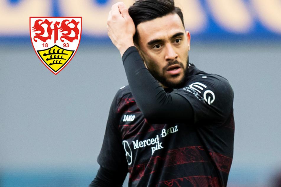 VfB-Sorgenkind Nicolas Gonzalez droht das Saison-Aus