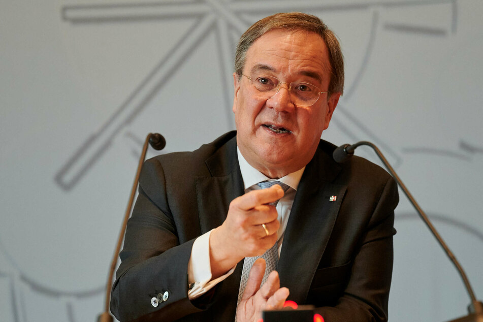 NRW: Laschet rechnet mit Fortsetzung des Lockdowns