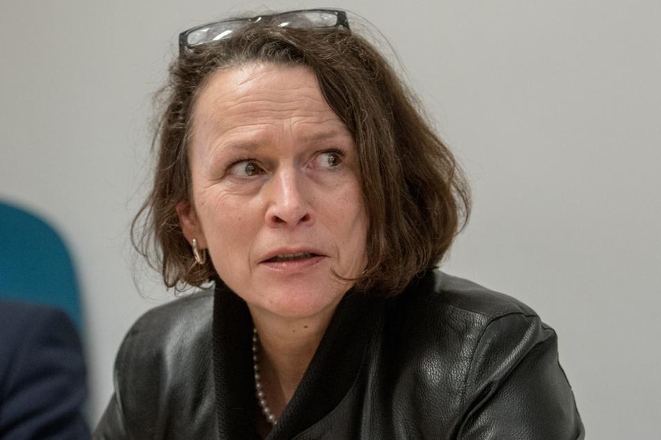 """Regensburgs Oberbürgermeisterin Gertrud Maltz-Schwarzfischer (60, SPD) fordert ein """"Zeichen gegen Rechts"""". (Archiv)"""